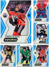 2017-18 UD Synergy Blue BASE & ROOKIES **** PICK YOUR CARD **** From The SET