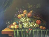 Original Oil Painting Still Life #18 16 x 20 Inches