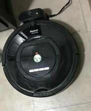 iROBOT ROOMBA 770 - BLACK - ROBOTIC CLEANER NEW BATTERY/ CHARGER DOCKING STATION