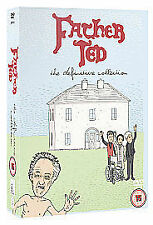 Father Ted - The Definitive Collection (DVD, 2007, 5-Disc Set, Box Set)