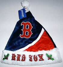 BOSTON RED SOX Official  MLB Santa Hat