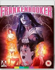 FRANKENHOOKER [Blu-ray] 1990 Arrow Video Special Edition UK Release Frankenstein
