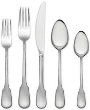Vera Wang Wedgwood SURREY 5 Piece Place Setting 18/10 Stainless Flatware New