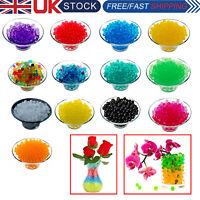 Water Beads Soil Bio Gel Ball Aqua Crystal for Wedding Decoration Vase Filler