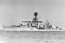 rp01740 - Royal Navy Warship - HMS Agincourt D86 - photo 6x4