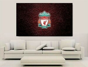 Canvas Wall Art - Liverpool FC