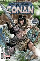 Savage Sword of Conan #10 Marvel Comic 1st Print 2019 unread NM