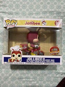 Jollibee On Delivery Bike Funko Pop