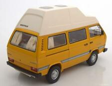 1 18 Schuco VW T3 Joker Camper with High Roof Yellow/white