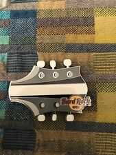 Hard Rock Cafe STAFF  RETAIL NAME TAG Guitar Head MAGNET HRC *BRAND NEW*