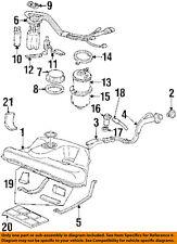 Cadillac GM OEM 00-02 Eldorado 4.6L-V8-Fuel Pump 19180104