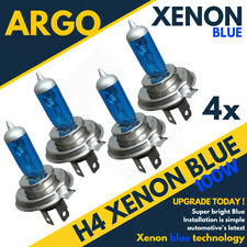 H4 Xenón Azul Hielo 100w Cruce Luz de Cruce 12v Faro Luz Hid X2