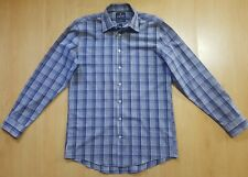 STAFFORD ® (Fitted) Men's Polo Down Button Sz. Small to Medium