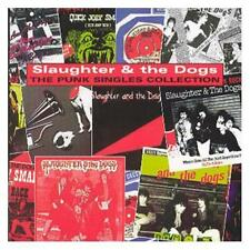 Slaughter & The Dogs Punk Singles Collection CD NEW SEALED Dame To Blame+