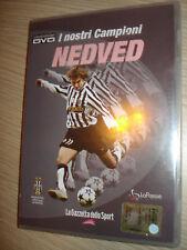 DVD GAZZETTA SPORT  I NOSTRI CAMPIONI PAVEL NEDVED JUVENTUS FC JUVE