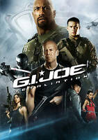 G.I. Joe: Retaliation (DVD, 2013)