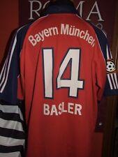 BASLER BAYERN MUNCHEN 1999/2000 MAGLIA SHIRT CALCIO FOOTBALL MAILLOT JERSEY