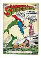 DC Comics Superman #139 – Vol 1 – 1960 – VG/FN - Silver Age US Collectible Books