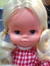 Cute Blond Poseable Doll-jp