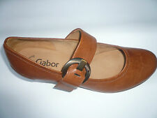 Gabor Damen Pumps cognac Gr.  38,5 + 39 + 41 ++22137009++