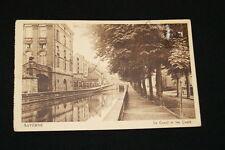 ALSACE SAVERNE LE CANAL ET LES QUAIS  R1247