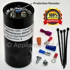 Manitowoc Ice #8505773 Start Capacitor 378-454 MFD - Ships TODAY!