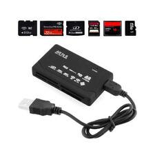 BL_ New Card Reader Adapter SD TF CF MS Micro (M2) USB 2.0 Card Muti-Card Mystic