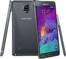 SAMSUNG GALAXY NOTE 4 SM-N910 32GB HANDY ---- SCHWARZ -- BLACK---OVP --- NEU ---