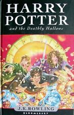 B0012ZV33A Harry Potter and the Deathly Hallows