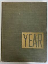 YEAR, Mid Century Edition,  Events From 1900 To 1950 Photo Hardcover Book