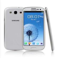 "4.8"" Samsung Galaxy S3 I9300 - 16GB 8MP Androide Teléfono Móvil - White Unlocked"