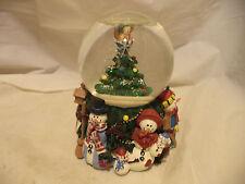 "Christmas Musical Waterglobe Snowman Plays ""Frosty the Snowman"" Dillard's"