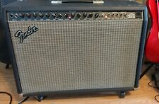 90's FENDER Ultra Chorus Combo Amp Made In USA 2X12  - Guitar Amplifier PR204