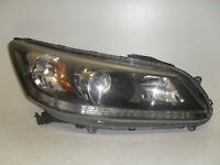 2013-2015 Honda Accord Passenger RH Right Side Halogen Headlight OEM M1518