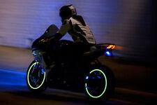 Phosphorband selbstklebendes Leuchtband Bühnenbedarf nachleuchtend glow 7mm BIKE
