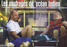 COUPURE DE PRESSE CLIPPING 2007 Le Tsunami (24 pages) les naufragés