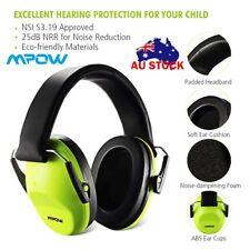 Baby Earmuffs Kids Children's Toddler Ear Muffs Hearing Protection Headband AU