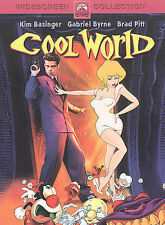 Cool World (DVD, 2003) HTF Rare OOP