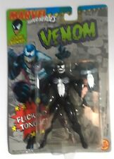 Toy Biz / Marvel / Cosmic Defenders Action Figure / Flicking Tongue Venom / New