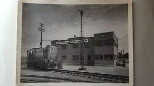 Western Maryland Railway Photograph by A. Aubrey Bodine Hagerstown Office & 140