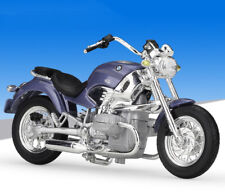 1:18 Maisto BMW R1200C Motorcycle Bike Model New In Box Blue