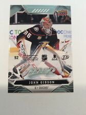 2019-20 19-20 UD Upper Deck MVP Puzzle Backs Pettersson #92 John Gibson