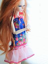 New Handmade outfit for doll  BJD 1/4 dress/clothes/suit  MSD MiniFee Girl EVA1