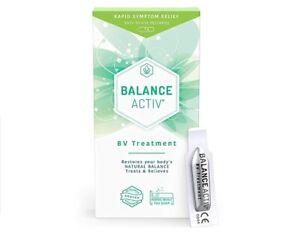 Balance Activ BV Treatment Vaginal Pessaries 7 - Select Pack Size - 1, 2, 3, 6