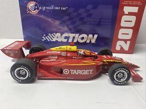 Tony Stewart #33 Target Indy Car 1:18 Diecast 1 of 7704.