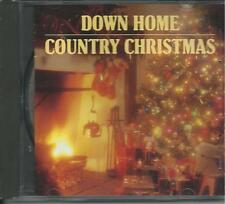 "CD-""Down Home Country Christmas"" Various Artists - FREE SHIPPING!"