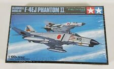Tamiya McDONNELL DOUGLAS F-4EJ PHANTOM II Model Kit 1/100 Scale Brand New