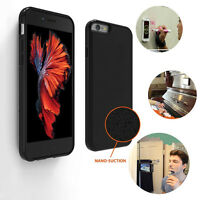 Anti Gravity Magical Case Nano Sticky Phone Cover For iPhone 12 11 Samsung S20
