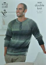 Men's Clothing/Shoes Sweaters Patterns