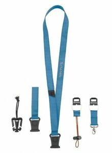 SIMMS Quick Stash Lanyard Electric Blue / Accessories Kit